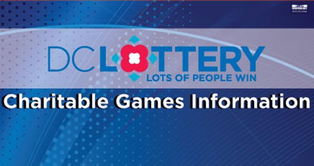 DC Lottery image of charitable games