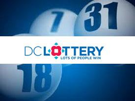dc lottery icon
